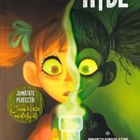 Jaclyn Hyde, o carte ce ne învață să NU fim perfecți