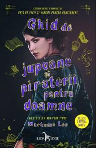 cărți adolescenți-Ghid de jupoane si piraterii pentru doamne
