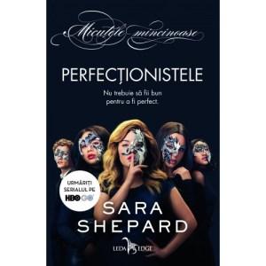 cărți adolescenți-Perfecționistele