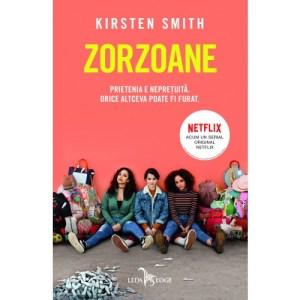 cărți adolescenți-Zorzoane
