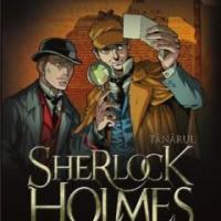 Tânărul Sherlock Holmes, Lipitoarea roșie