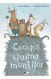 cărți cu lecții de viață-Cocoloș spaima munților