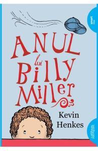 cărți băieți 10-12 ani-Anul-lui-Billy-Miller