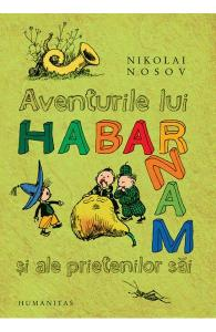 cărți despre prietenie-Aventurile lui Habarnam