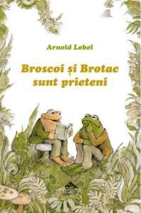 cărți despre prietenie-Broscoi și Brotac sunt prieteni