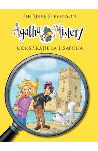 carti fete-Agatha Mistery