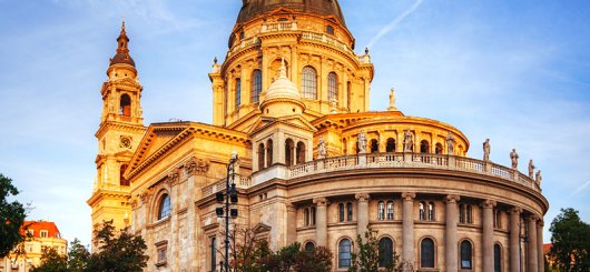 Image result for Climb Up to the Dome of St. Stephen's Basilica