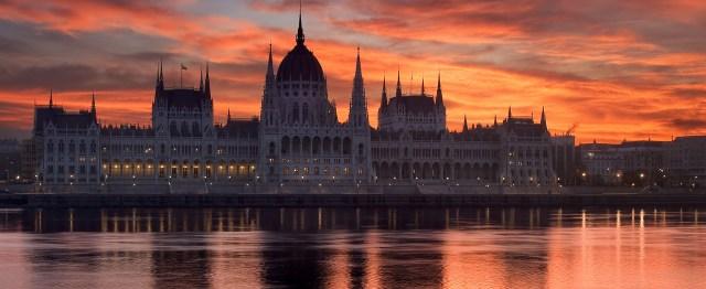 欢迎来到布达佩斯