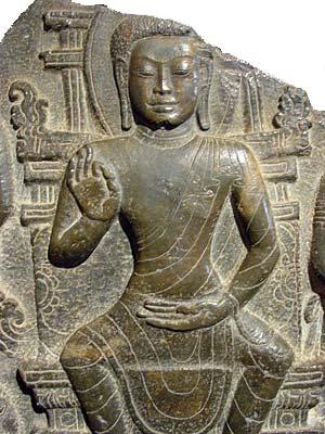 Thailand Buddhism Dvaravati art Teaching, Buddha Images, Dvaravati Art, Buddha Images