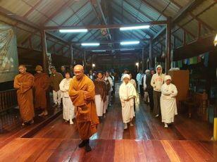 พระพุทธยานันทภิกขุ หลวงพ่อมหาดิเรก พุทธยานันโท Direk Saksith Deva Nanda การเจริญสติแบบเคลื่อนไหว แนวหลวงพ่อเทียน จิตตสุโภ