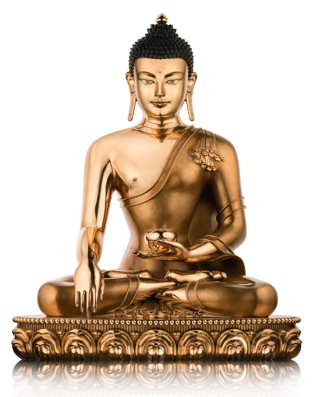 london buddha statue