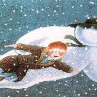 寒冷冬夜裏,《雪人》帶給我們的溫暖記憶