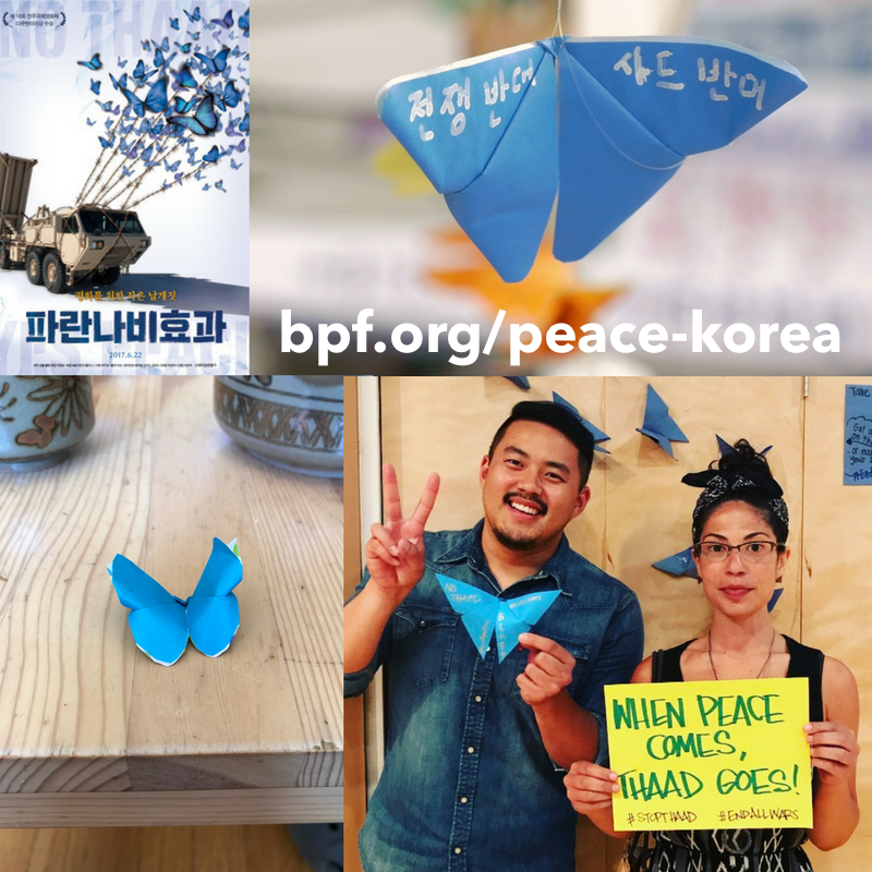 Waging Peace in Korea