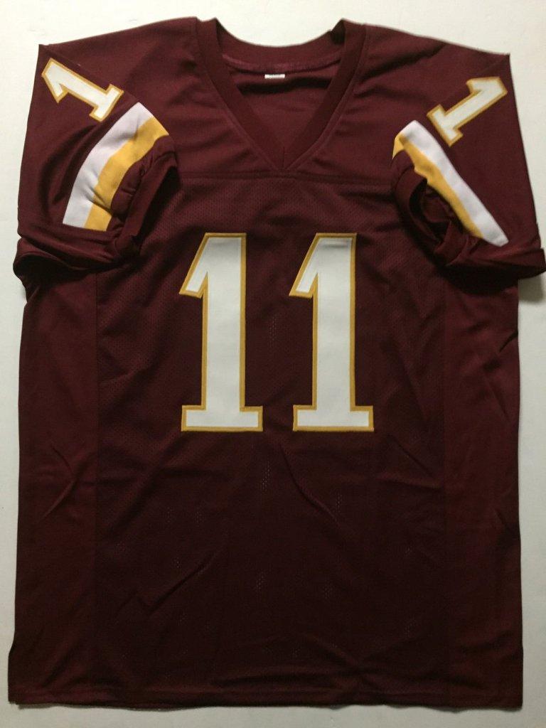 DESEAN JACKSON Washington Redskins Signed Football Jersey » Budd s ... 28be0ece0