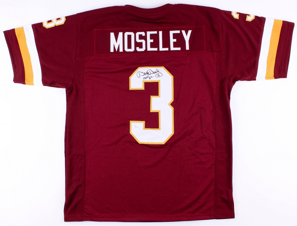 the latest 6a2f1 85edd Mark Moseley Signed Washington Redskins Jersey » Budd's Collectibles