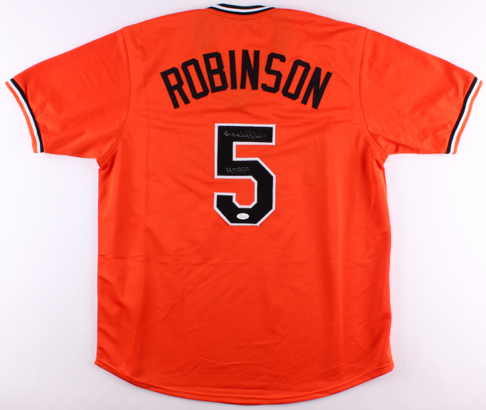 b8f8536f1d5 Brooks Robinson Signed Baltimore Orioles Jersey » Budd s Collectibles