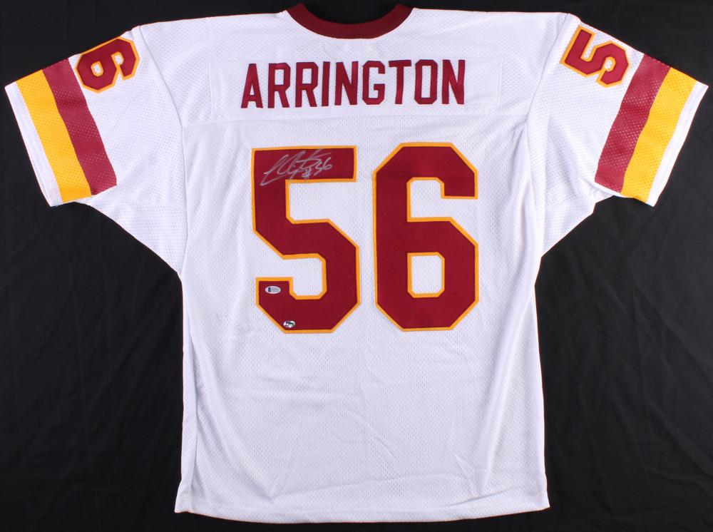 finest selection 0af51 73170 LaVar Arrington Signed Washington Redskins Jersey » Budd's Collectibles