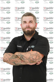 Brandon Page - Land Rover &amp&#x3B; Jaguar Technician