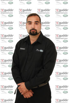Roberto Brutto - Jaguar & Land Rover Technician