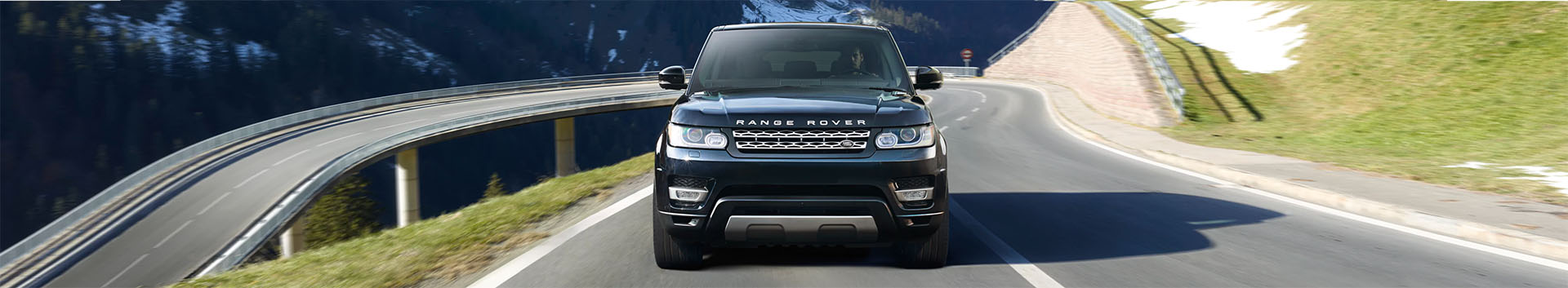 2017 Land Rover Discovery Sport Driving on Road