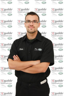 Chris Rebelo - Jaguar & Land Rover Technician