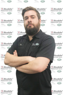 Joe Topic - Land Rover Technician