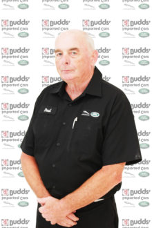 Paul Docherty - Jaguar Master Technician