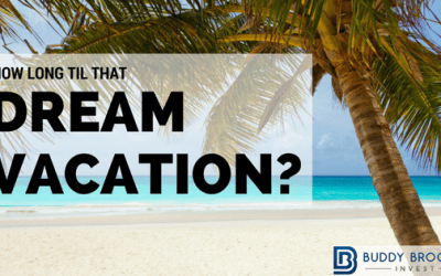 How Long til That Dream Vacation?