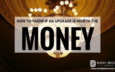 How to Know if an Upgrade is Worth the Money