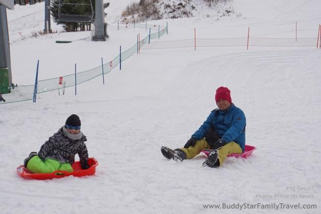 พาลูกเที่ยวหิมะ, สกีรีสอร์ท, ใกล้โตเกียว, ญีปุ่น, รีวิว, pantip, naeba, prince