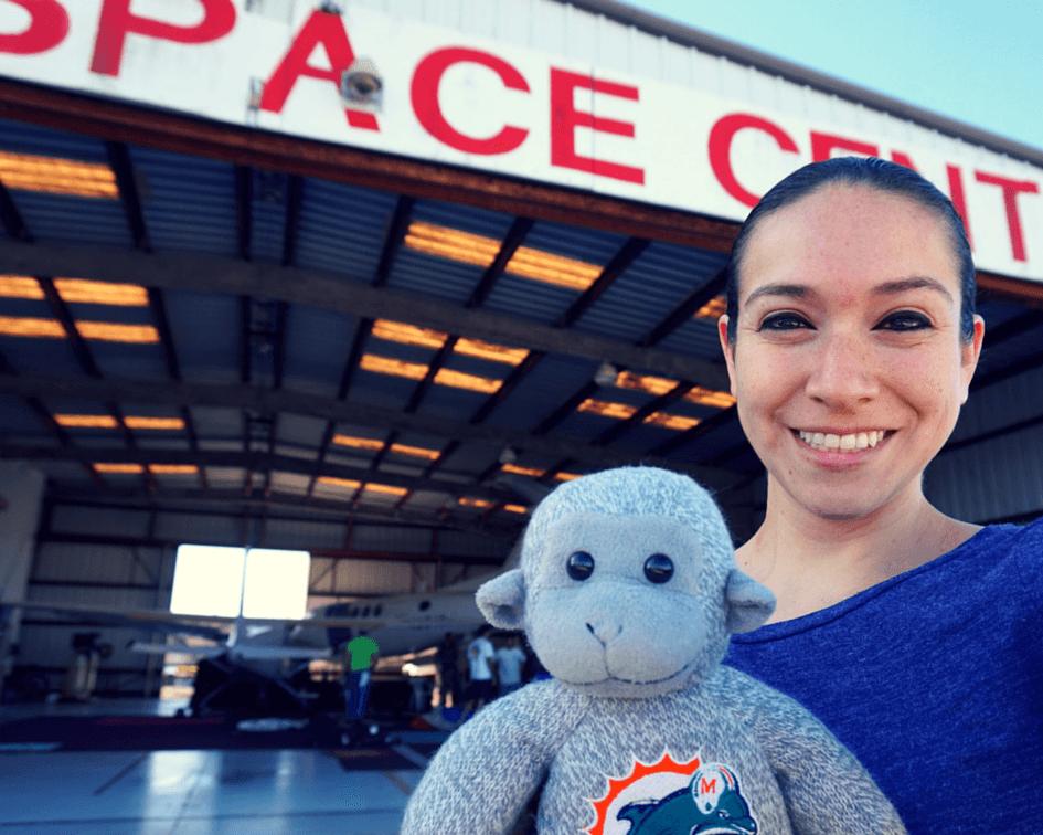 selfie before Skydiving in Titusville
