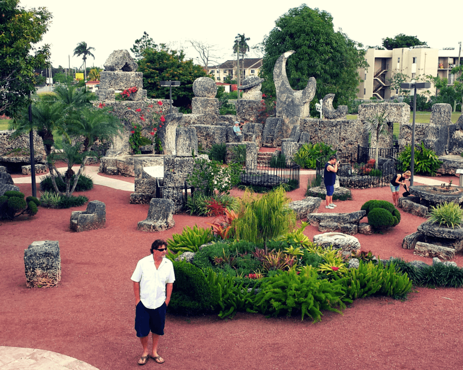 Buddy The Traveling Monkey Coral Castle
