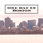 One Day In Boston, Massachusetts