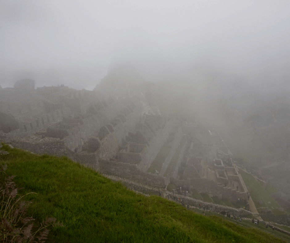 Photos cloud covered Of Machu Picchu