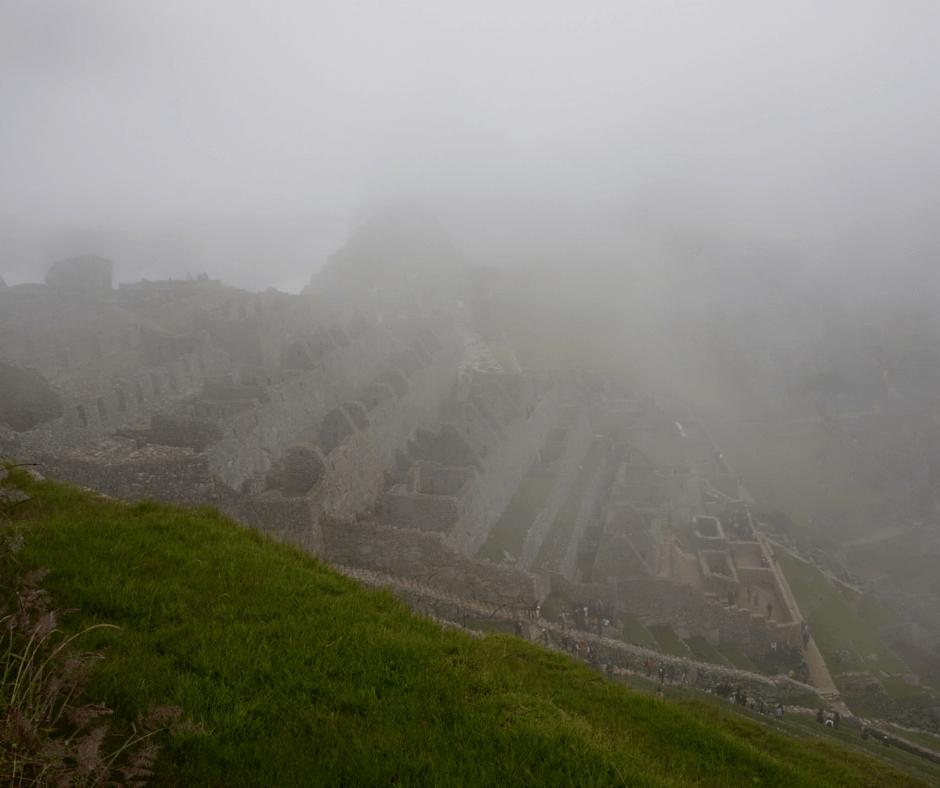 Photos cloud covered Of Machu Picchu