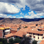 Cusco Hostel Review: Thomas Grill Garden