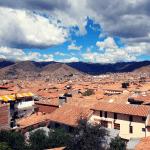Cusco Hostel Review: Thomas Grill Garden