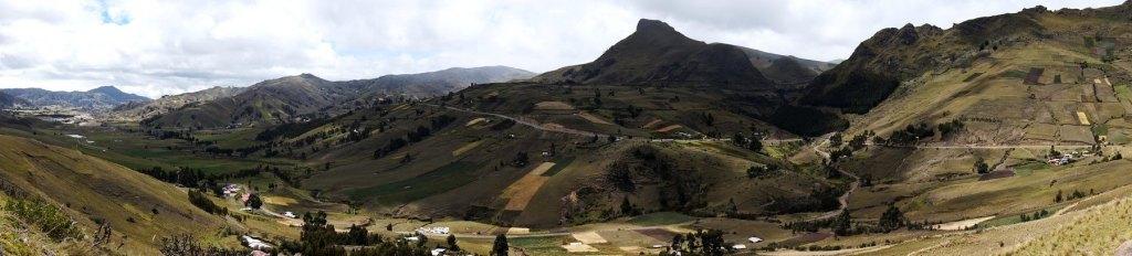 nature in Ecuador