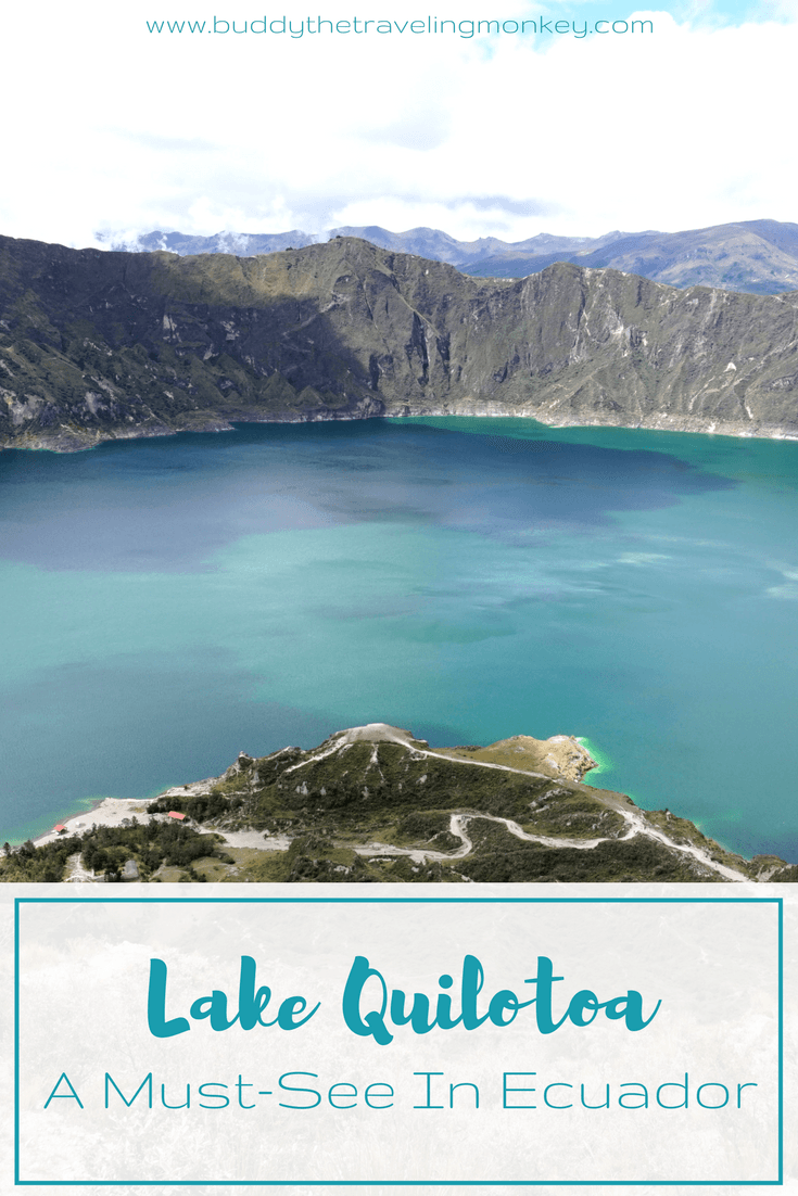 Lake Quilotoa is one of the best places to visit in Ecuador! Whether you're looking to hike the crater rim, or simply marvel at the greenish hue of the water, we think Lake Quilotoa is one of the most beautiful places in Ecuador.