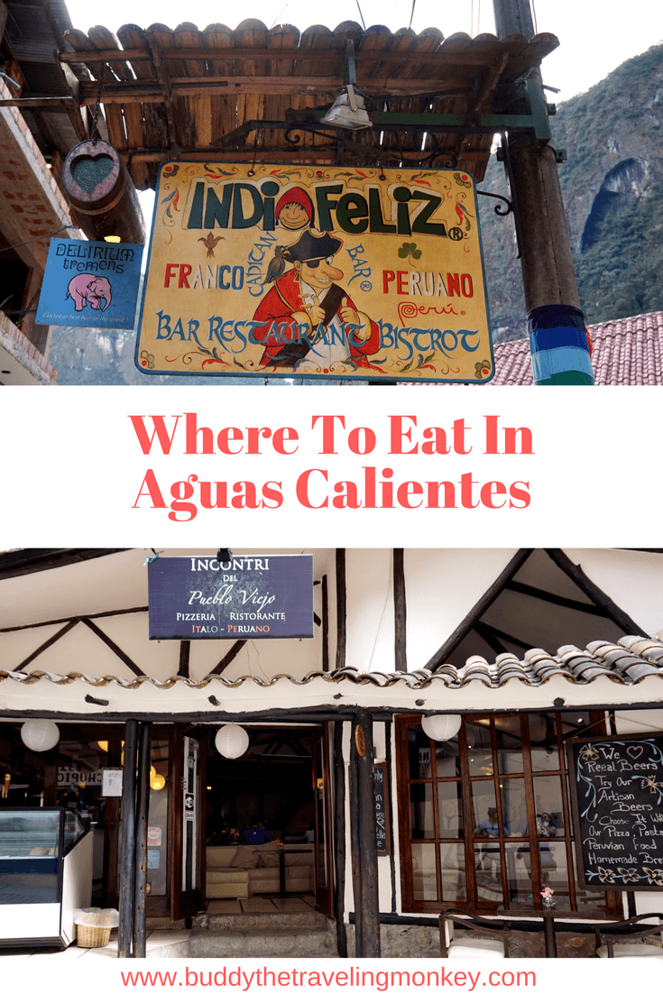 Looking for where to eat in Aguas Calientes, Peru? These restaurants will get you fueled up and ready to conquer Machu Picchu!