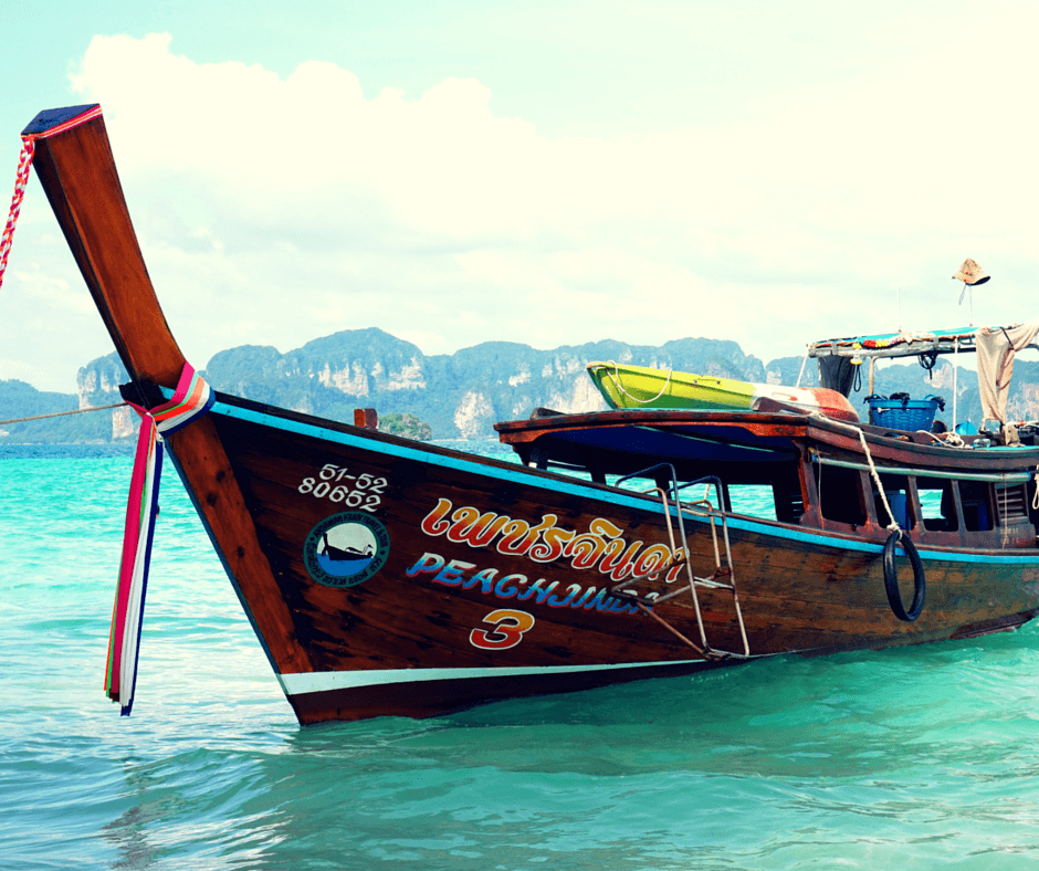 island tours in Thailand from Ao Nang