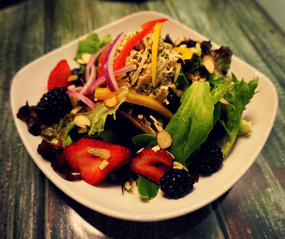 Paisley cafe salad Tallahassee