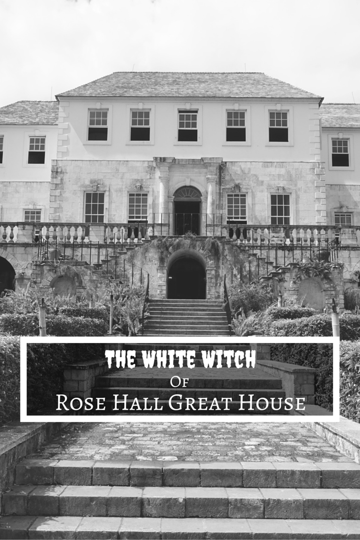 Rose Hall Great House is a restored mansion in Jamaica said to be haunted by the ghost of Annie Palmer, also known as the White Witch.