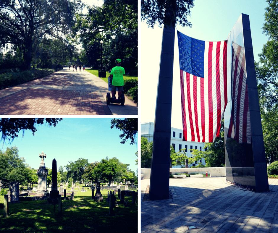 veterans memorial Tallahassee Segway Tours