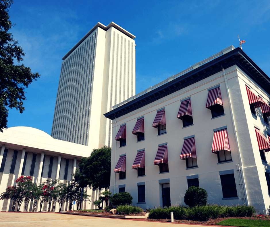 new and old capital buildings Tallahassee Segway Tours