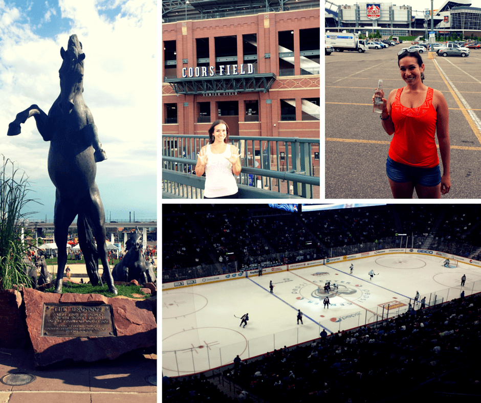 sports are one of the Reasons To Visit Denver
