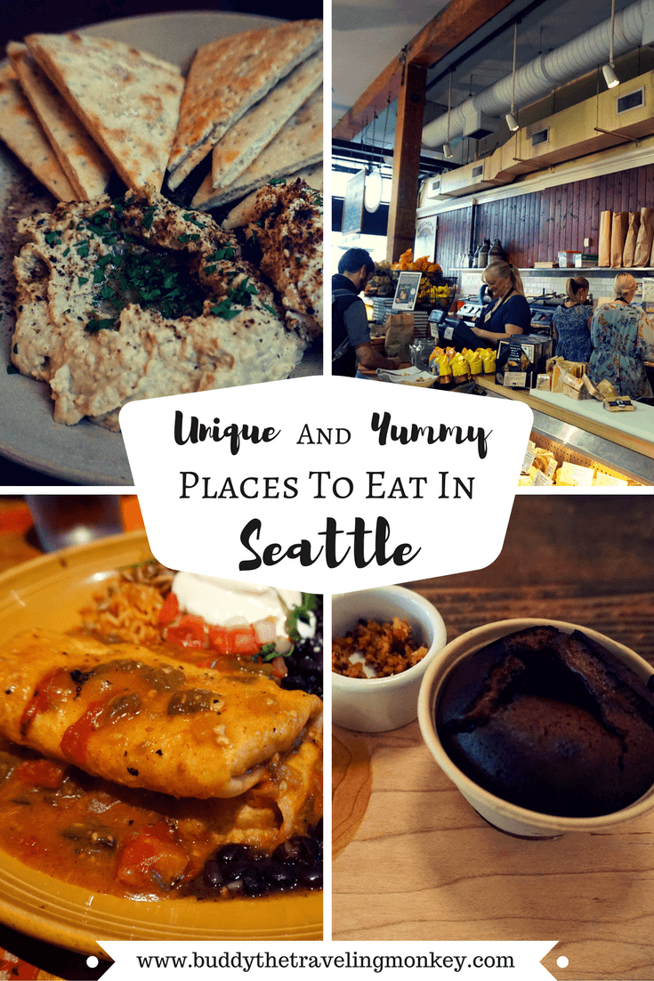 Seattle is a food lover's dream! There are lots of great options, so to help you, we've highlighted some of the BEST places to eat in Seattle.