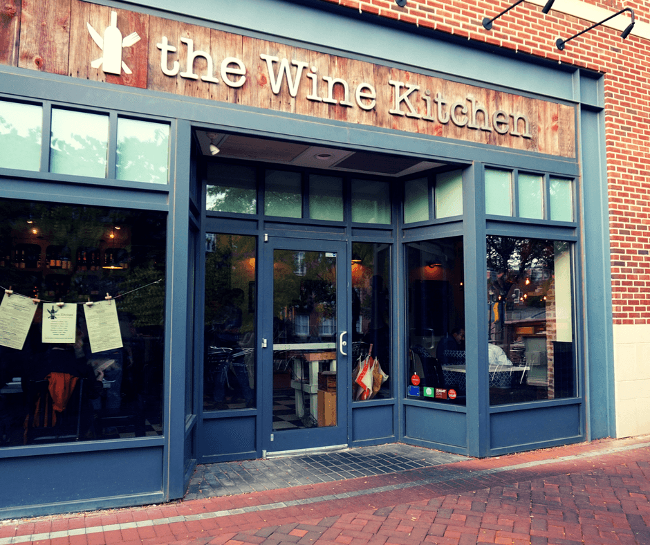 The Wine Kitchen is one of the best restaurants in downtown Frederick MD