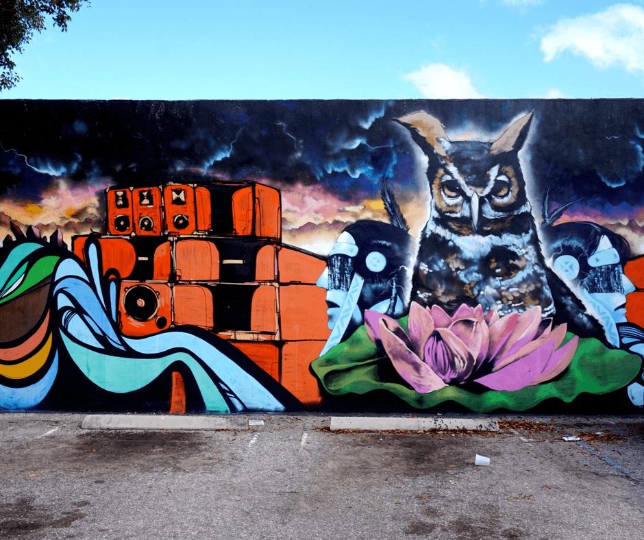 mural in lake worth