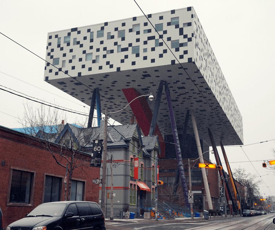 The Ontario College of Art & Design
